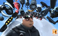 Watch Streaming HD Despicable Me, starring Steve Carell, Jason Segel, Russell Brand, Julie Andrews. When a criminal mastermind uses a trio of orphan girls as pawns for a grand scheme, he finds their love is profoundly changing him for the better. #Animation #Comedy #Crime #Family http://play.theatrr.com/play.php?movie=1323594