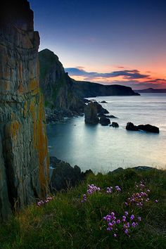 Kinnego bay Donegal Ireland
