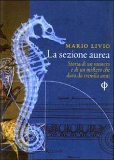 La sezione aurea di Mario Livio, non è particolarmente scorrevole, ma è molto interessante