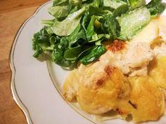 vegan-o-mania: Gegen Novemberblues: Kartoffel-Weißkohl-Gratin