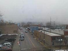 Weekly Weather  Fog