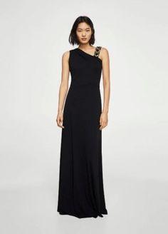 One-Shoulder-Kleid von Mango, 99,99 €