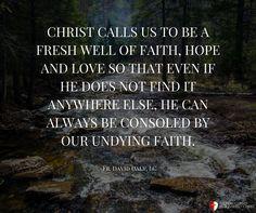 Fr. David Daly, LC Legionaries Of Christ, Christ Quotes, The Kingdom Of God, Priest, Father, David, Wisdom, Pai, Dads