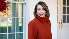Max Mara Will Be Re Releasing Nancy Pelosi S Red Coat Red Coat Nancy Pelosi Orange Coat