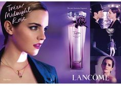 O mundo romântico de Tresor Midnight Rose! #perfume #importado