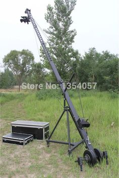 Cheap camera crane, Buy Quality jib camera crane directly from China jimmy jib camera crane Suppliers: Remote head equilateral triangle cross section 8m jimmy jib camera crane for sale