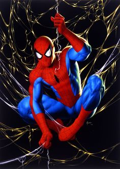 Web of Spider-Man by JoeJusko.deviantart.com on @deviantART