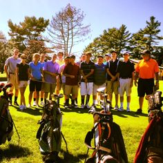 Lakeville Country Club hosts local #highschool golf teams to practice and compete!  #Middleboro #Apponequet