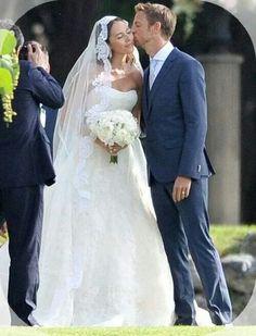 Jenson Button getting married