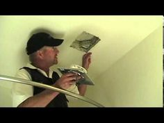 How To Install or Replace Bathroom Exhaust Fan The Home Depot - YouTube