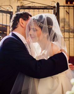 Eugenia Gonzalez de Henn and Martin Henn's dreamy destination wedding in San Cristóbal de las Casas, Mexico.