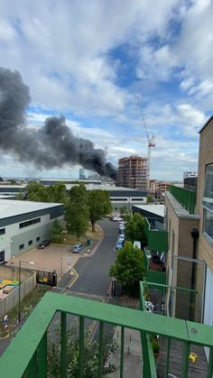Around 80 firefighters tackle 'huge' blaze in west London (PA Jul 23 2020) The London Fire Brigade said it had over 50 calls about the blaze and 15 fire engines attended the scene on Minerva Road in Park Royal. The fire service said the blaze was affecting a bakery and restaurant, but there have been no reported injuries. West London, Fire Engine, Firefighters, Ems, Bakery, Around The Worlds, Scene, Restaurant, Mansions