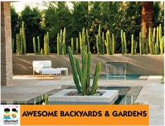 Nine Awesome Backyards And Gardens