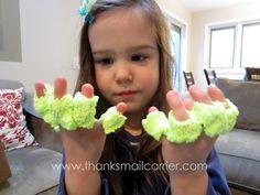 Use Floam to make jewelry