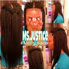 Small box braids                                                                                                                                                      More