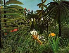 Image result for jungle rousseau