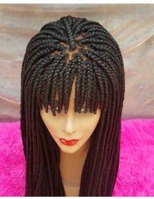 Box Braids With Bangs Collection Box Braids With Bangs. Here is Box Braids With Bangs Collection for you. Box Braids With Bangs braids with bangs braidswithbangs african braids. Box Braids Hairstyles, Frontal Hairstyles, Braids Wig, African Hairstyles, Ombré Hair, Lace Hair, Hair Extensions Near Me, Stylish Boy Haircuts, Breaking Hair