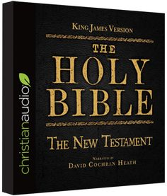 FREE The Holy Bible – King James Version New Testament Audio Book Download on http://hunt4freebies.com