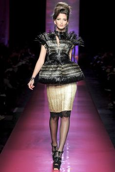 Jean Paul Gaultier Spring 2012 Couture Collection Photos - Vogue