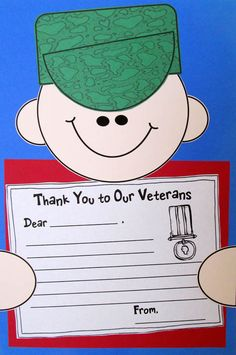 Activities to learn about and celebrate Veterans Day.} The student will identify the purpose of national holidays and describe the people or events celebrated. Veterans Day Activities, Holiday Activities, Classroom Activities, Art Activities, Holiday Crafts, Classroom Ideas, Veterans Memorial Day, First Grade Writing, Social Studies Activities