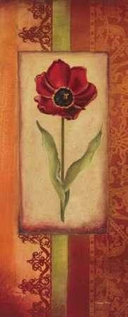 Cuadro Mediterranean Tulip II