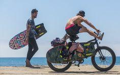 Née de la Culture Surf sud-californienne, Catch Surf est synonyme de plaisir et bonnes vibes. Parfaites pour l'été, leurs planches sont toutes conçues par des surfeurs à San Clemente en Californie.