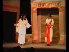 Aulularia de Plaute (en llatí) - http://martadarder.com/aulularia-de-plaute-en-llati/  -  Aulularia (o La comèdia de l'olla) de Plaute. Obra de Teatre (en llatí adaptat amb el Reader digest) duta a terme (actors, músics, vestuari, etc…) amb els i les alumnes de 3erE de BUP de l'I.B. Mollet a Can Gomà de Mollet el 1991, acompanyats per Marta Darder i el departament d...