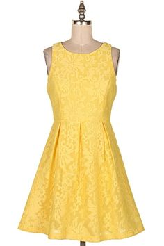FLORAL PRINT MESH FIT N FLARE DRESS  #13G-D2676