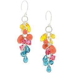 Fruit Sorbet Earrings | Fusion Beads Inspiration Gallery