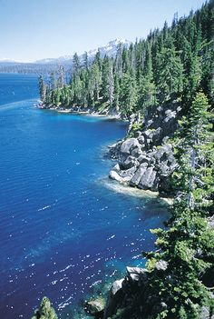 Lake Tahoe - A place for adventure and lovers