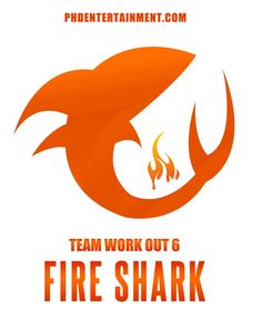 Teams have finally been selected for the first week of #TeamWorkOut6! Team Captain for the Fire Sharks is Mr. Leon Fowler. Full details about rosters and how to participate are coming soon. #TWO6