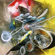 Roberto Sebastián Antonio Matta Echaurren (November 1911 – November better known as Roberto Matta, was one of Chile's best-known painters and a seminal figure in century abstract expressionist and surrealist art. Organic Art, Max Ernst, Magritte, Art Moderne, Fantastic Art, Surreal Art, Abstract Expressionism, Abstract Art, Caricature