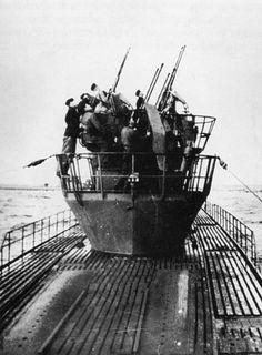 German U-boat Anti-Aircraft Guns - BFD