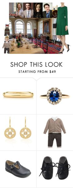 """""""Having a family dinner at Balmoral in the evening after Henry returns"""" by lady-maud ❤ liked on Polyvore featuring Elsa Peretti, Ralph Lauren and Cartier"""