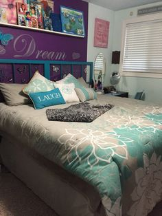 New bedding from Overstock.com 💙