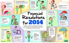 Financial resolutions for 2014