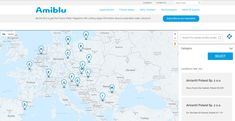 Find the nearest fully sustainable water solutions by Amiblu including markets pipe systems made of glass-fiber reinforced plastics (GRP) for potable water, wastewater, hydropower, irrigation and industry - https://www.amiblu.com/locations/ #storelocator #watersolutions #googlemaps