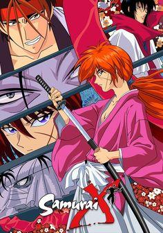 Rurouni Kenshin: Wandering Samurai (TV Series 1996–1998)
