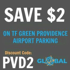 Pvd Tf Green Providence Airport Parking Coupon