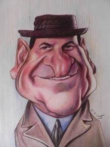 Wittygraphy: The social network to share, discuss, promote the art of caricature joe pesci