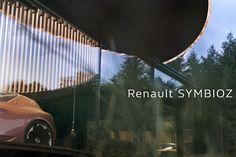 Renault enseña tímidamente al Symbioz el concept que anticipará al Megane eléctrico y autónomo de 2030