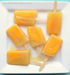 Easy Peasy Peach Pop