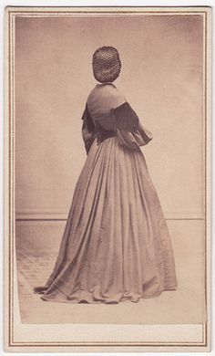 Back to camera by The Library of Nineteenth-Century Photography, via Flickr