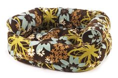 Bowsers St. Tropez Microvelvet Double Donut Dog Bed