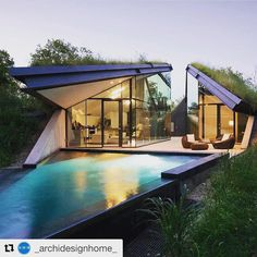 Wow amazing house  #Repost @_archidesignhome_ with @repostapp  Edgeland House by Bercy Chen Studio Location: #Austin #texas #usa #_archidesignhome_ --------- #luxury #luxuryhome #architecture #architect #interiorhome #arquitetura #design #designer #house #home #beautiful #homedecor #modern #arquitectura #decor #decoration #instahome #instadesign #interiordesign #villa #realestate #pool
