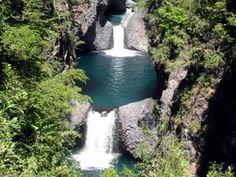 Parque Nacional Radal Siete Tazas - Chile