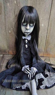 goth clowns girls creepy - Google Search