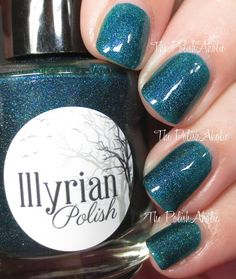 The PolishAholic: Illyrian Polish Winter Is Coming Collection - Never Forget What You Are