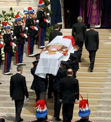 Princess Grace Funeral