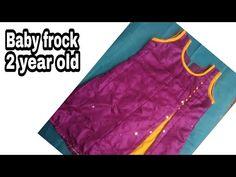 Baby Clothes Patterns, Clothing Patterns, Sewing Patterns, Frocks, Stitching, Youtube, Fashion, Costura, Moda